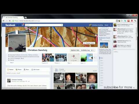 How to create a facebook app? tutorials (part 1)