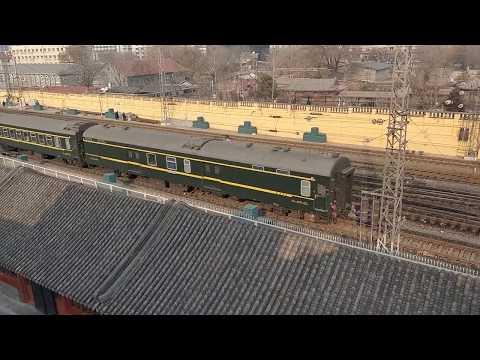 【铁路随拍(China Railway)】北京东便门拍摄 HXD3C牵引机供25G抵达北京站