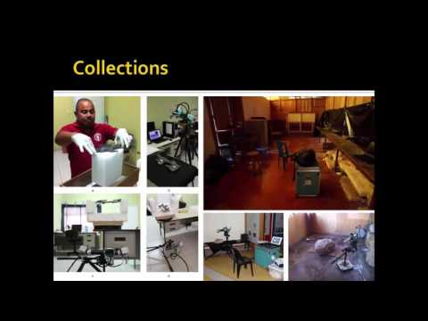 CMHI presentation 2016 07 29: 3D scanning project