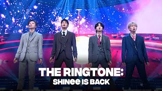SHINee 샤이니 '데리러 가 (Good Evening)' Live @The Ringtone: SHINee is Back