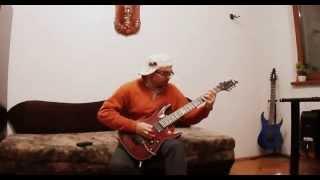 Angel Nikolov -- All my loving (Helloween) /The Beatles cover/