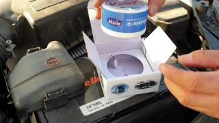 세계최초로 에어클리너안에 넣는 기체촉매형 연료절감 제품…
