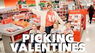 Picking Out The PERFECT VALENTINE'S CARDS Is HARD!