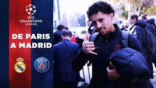 VIDEO: DE PARIS A MADRID with Mbappé, Neymar Jr, Icardi, Di Maria
