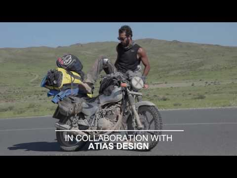 Austria to Mongolia 17,000 Km Adventure On 125cc