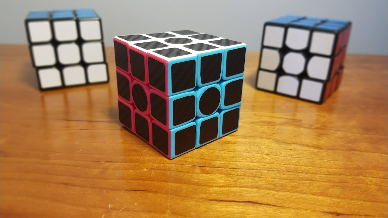 ab3b94c75b50 The Carbon Fiber Dream Cube, Amazing Speed Cube