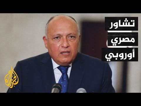 وزير الخارجية المصري: نعزم على مواصلة الجهود لتثبيت وقف إطلاق النار في قطاع غزة  - نشر قبل 3 ساعة