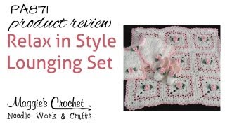 Relax In Style Lounging Set - Product Review Pa871