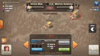 Um Simples deslize pode acabar com seu ataque (Clash Of Clans)