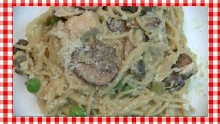 Turkey Tetrazzini Leftover Makeover Recipe ~ Noreen's Kitchen
