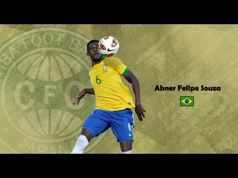 Abner Felipe Souza   Coritiba   Skills, Goals, Assists   2013 HD
