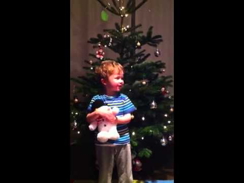 The Christmas Pudding Song 2012