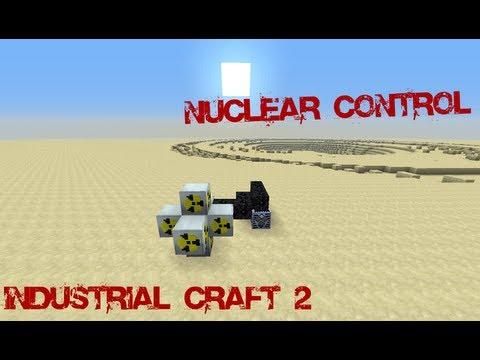 Minecraft Industrial Craft  Nuclear Reactor Tutorial