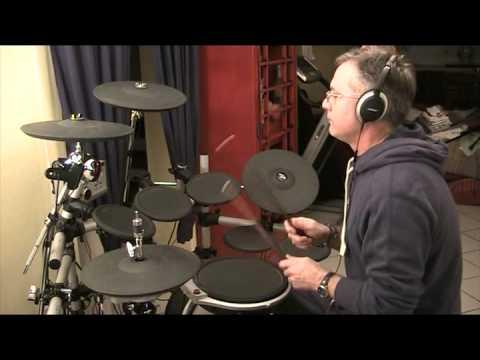 SIA - Chandelier - (Plastic Plates Remix)   Drum Cover