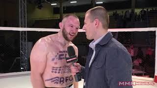 Wojciech Janusz pokonał Jędraczkę i jest w pełni gotowości na FEN 27 | West Fighting MMA 5