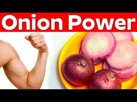Health Benefits of Raw Onion┃What Happens When You Eat Raw Onions