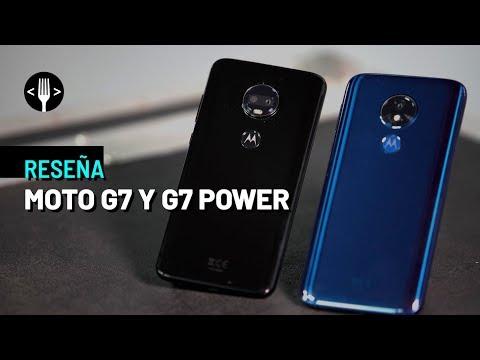 Moto G7 y G7 Power ¿Cuál vale la pena?