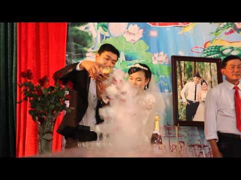 Đám cưới Tuấn Anh-Quỳnh Chăn Quỳnh Nhai Sơn La
