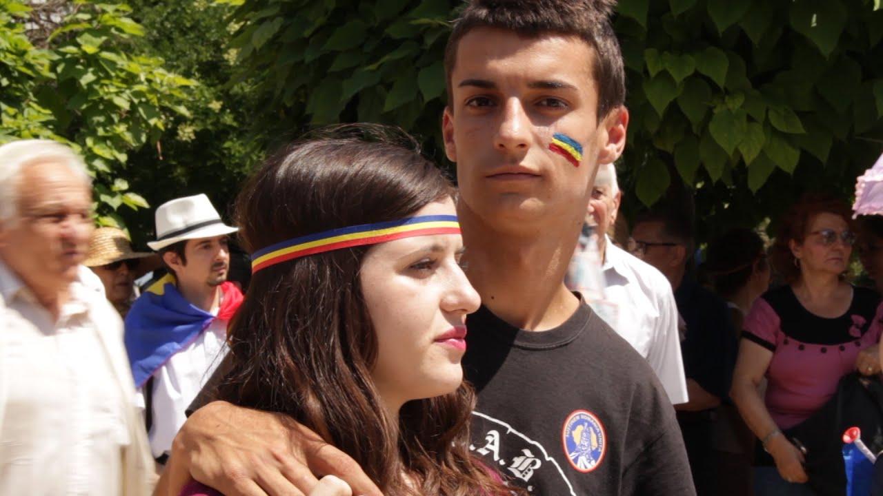 Marș pentru #unire / 12 iulie 2015 / București
