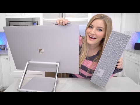 Thumbnail: Microsoft Surface Studio Unboxing!