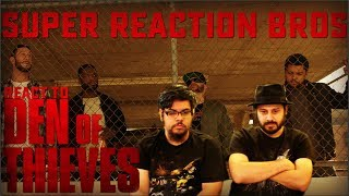 SRB Reacts to Den of Thieves Final Trailer