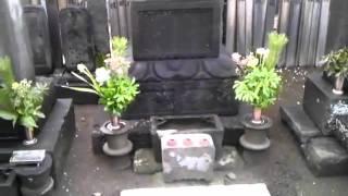 No.003 長徳山 妙行寺 Part3 浅野家の墓 The Grave of Asano Family