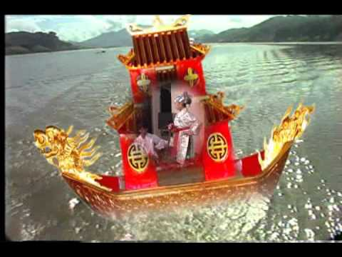 Hầu Đồng :Nguyễn Thị Phương Thảo ( 9 tuổi ) hầu Chúa Thác Bờ .flv