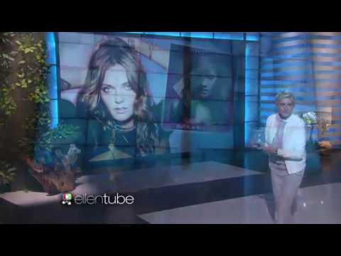 Tove Lo - Talking Body (At The Ellen Show)