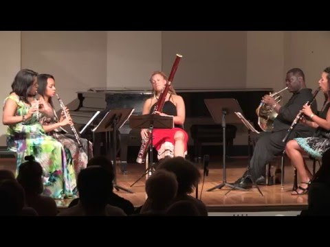 Imani Winds Plays Scheherazade