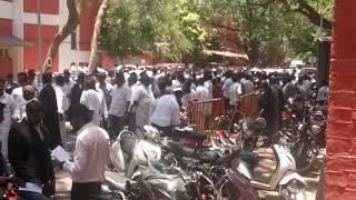 MHC campus today TTV dinakaran appeared video 4