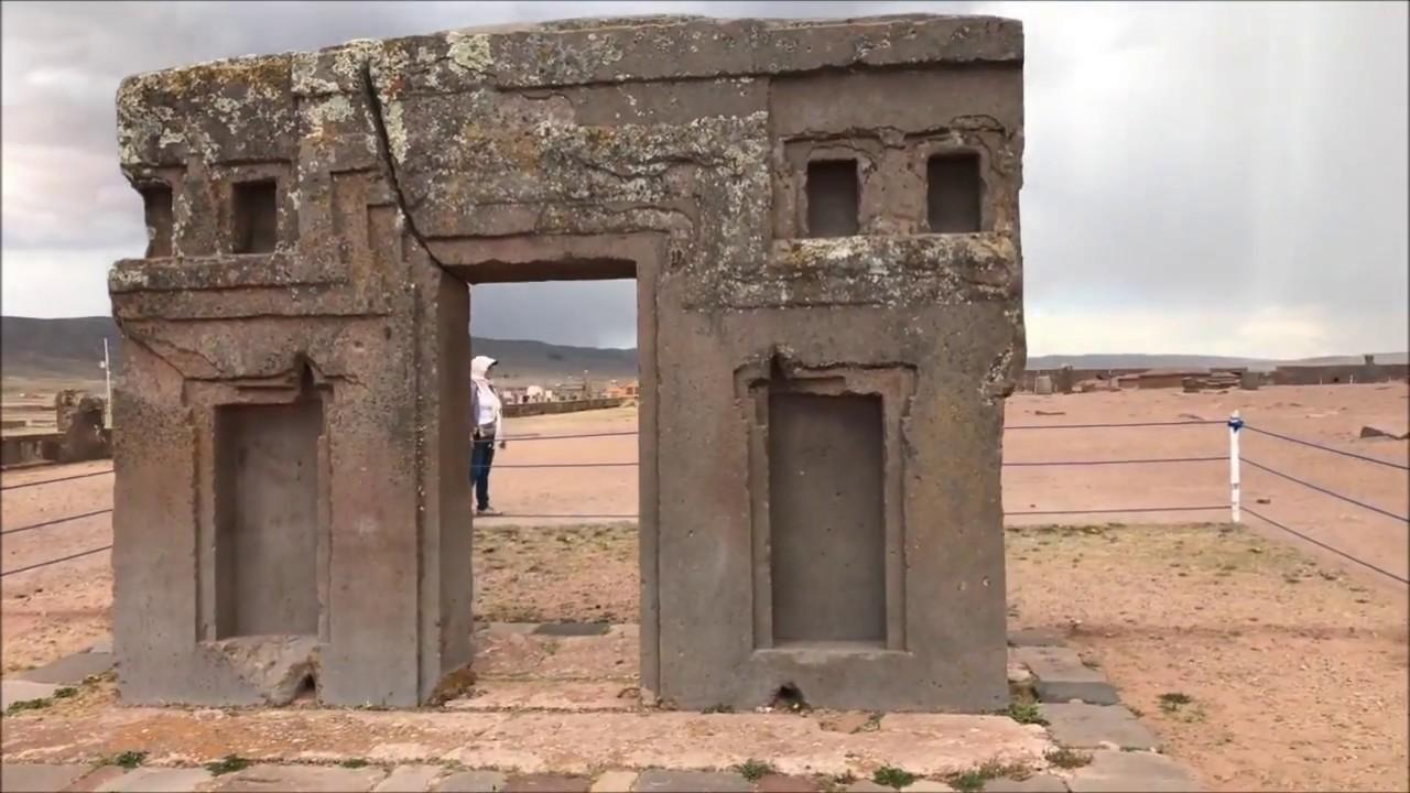 Brien Foerster Puma Punku And Tiwanaku Bolivia Magnetic Anomalies