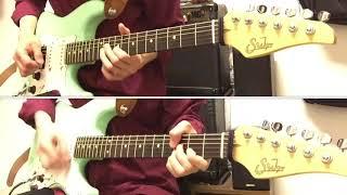 気分でカバーしました 「鈴虫ディレイ」というバンドでギター弾いています.