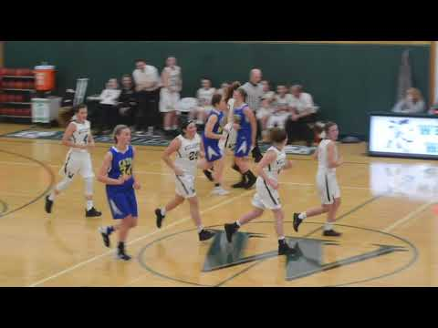 Highlights: Weedsport Girls Basketball Team Storms Out Of The Gate In 87-34 Win Over Cato-Meridian