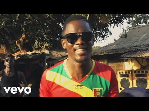 Black M - A l'ouest ft. MHD