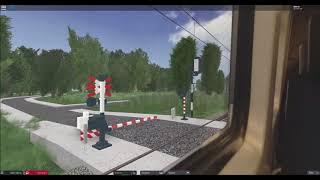 ROBLOX - Trainware Experimental Lab - [2] - More railfanning!