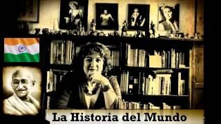 Diana Uribe -  60 Anos Independencia de la India - Gandhi