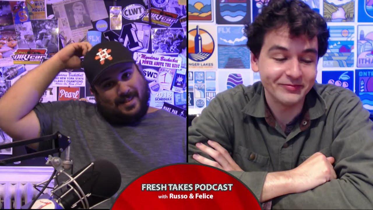 FRESH TAKES: NFL Draft Reaction, Baseball & Masked Singer (podcast)