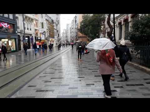 İstanbul İstiklâl Caddesi - 1