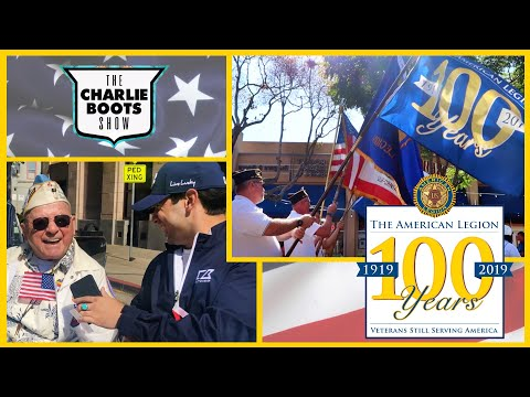 American Legion Centennial Celebration (Hayward, CA)