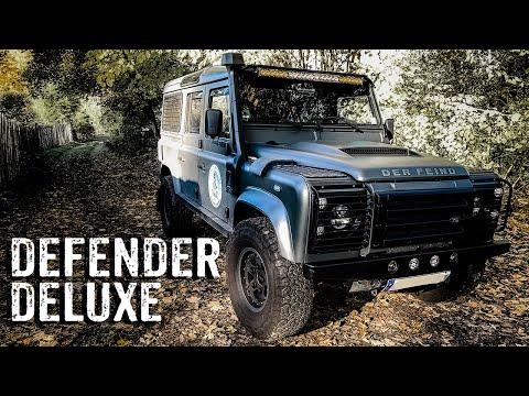 Land Rover Defender TD4 Familienfahrzeug mit den gewissen Extras | 4x4PASSION #226