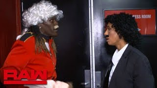 R-Truth and Carmella escape the STAPLES Center: Raw Exclusive, June 17, 2019