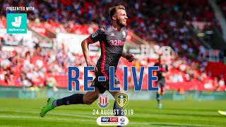RE-LIVE | Stoke City 0-3 Leeds United | 24 August 2019