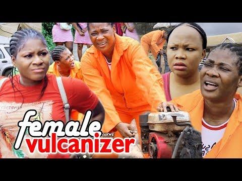 The Female Vulcanizer Season 5&6 - New Movie}Mercy Johnson Ll 2019 Latest Nigerian Nollywood Full HD