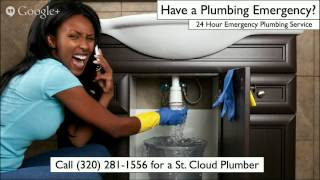 24 Hour Emergency Plumber St Cloud MN | 320-281-1556