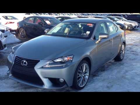 2014-lexus-is-250-awd-in-atomic-silver-premium-package-review-canada