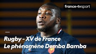 Rugby : le phénomène Demba Bamba