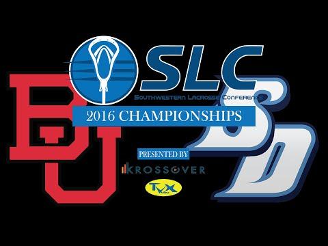 SLC TOURNAMENT - BIOLA @ USD, QTR. FINALS