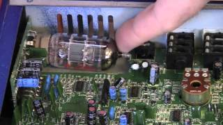 Digitech Rp7 Tube Replacement Youtube