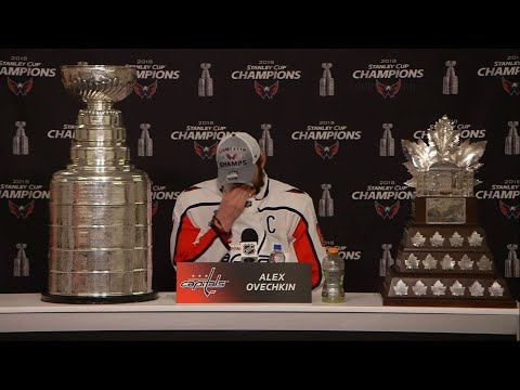 Capitals' Ovechkin: It's Just Something Special