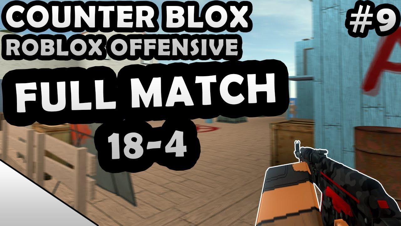 Counter Blox Roblox Offensive Queblamdergpul S Ownd